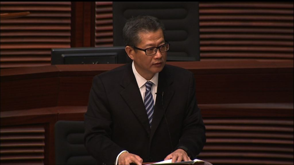陳茂波:政府無魔術棒發展土地