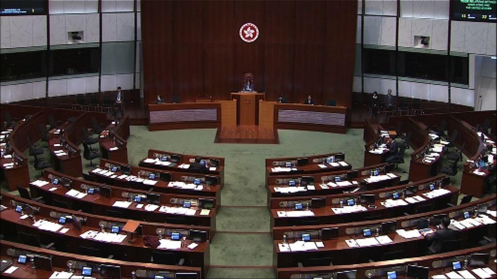改革醫委會草案恢復二讀辯論