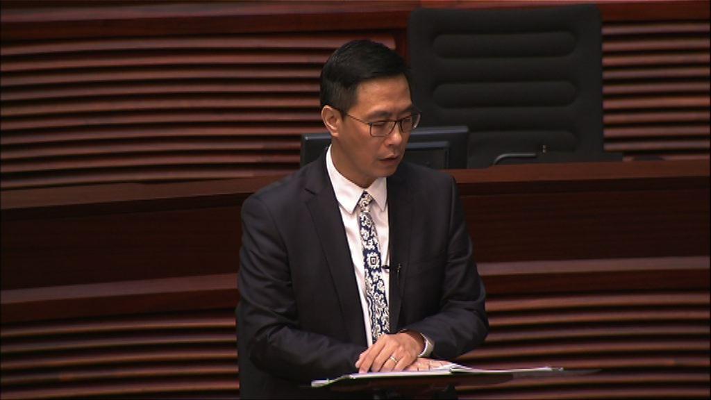 楊潤雄:讓學生認識國家是學校應有之責