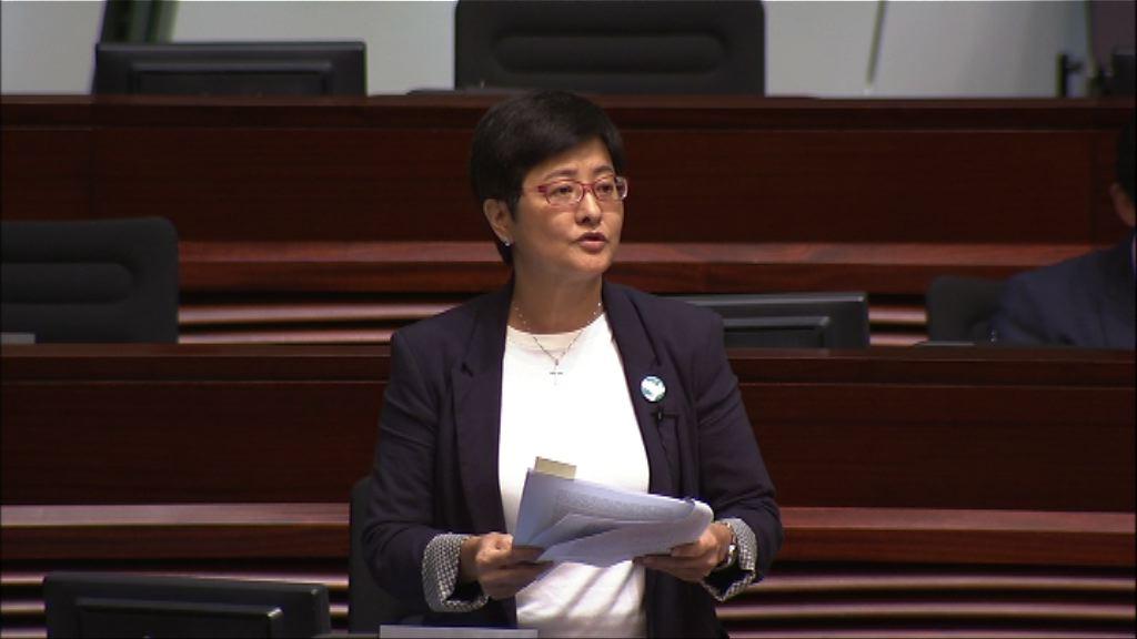 議員質疑與內地教育部交流違基本法