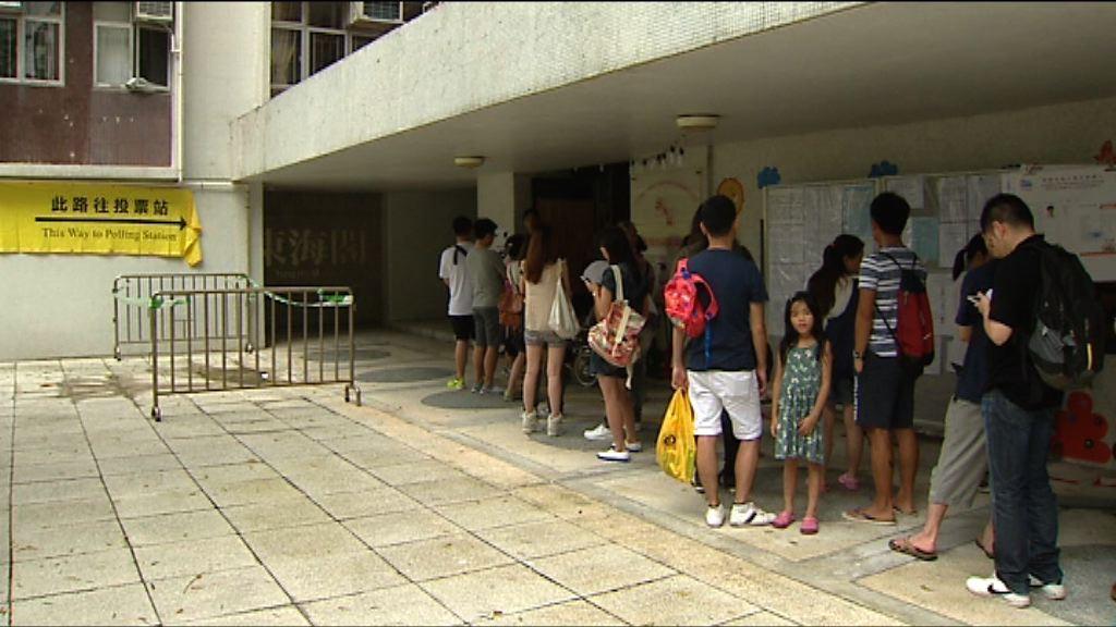 政府建議修例選民須持身份證正本領選票