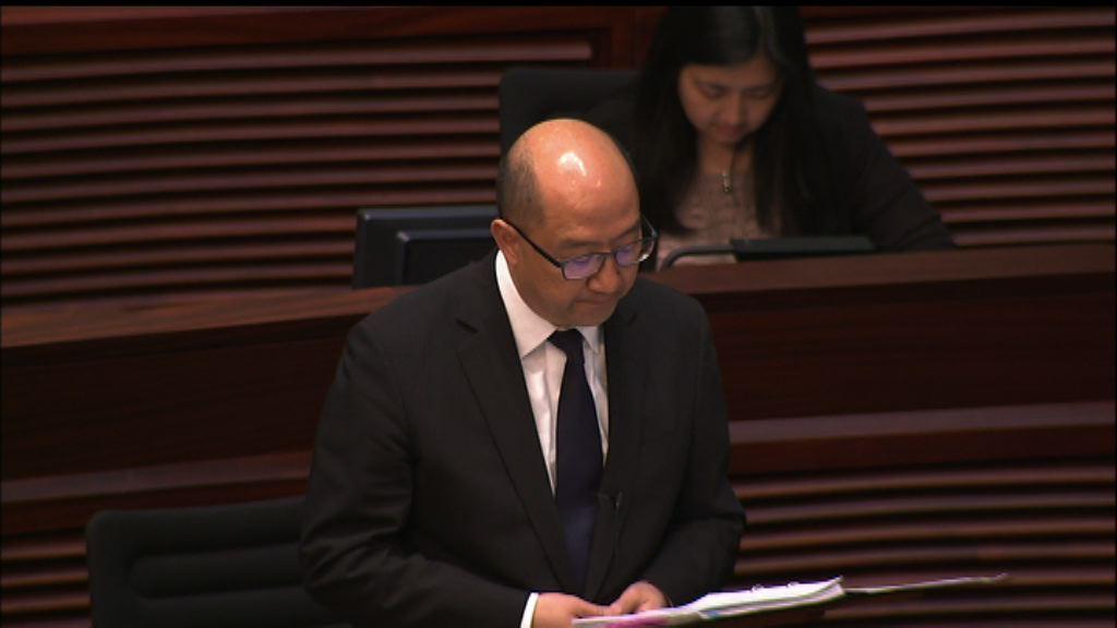 譚志源:選舉事務處跟進違反立會指引個案