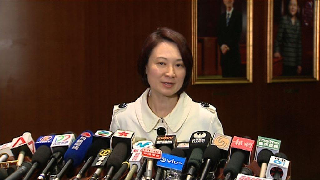 李慧琼:禁用選舉調查結果拉票配票做法可取