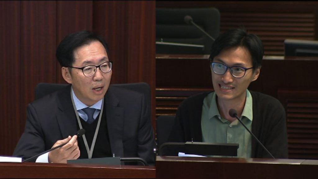 財委會審議修改會議程序機制