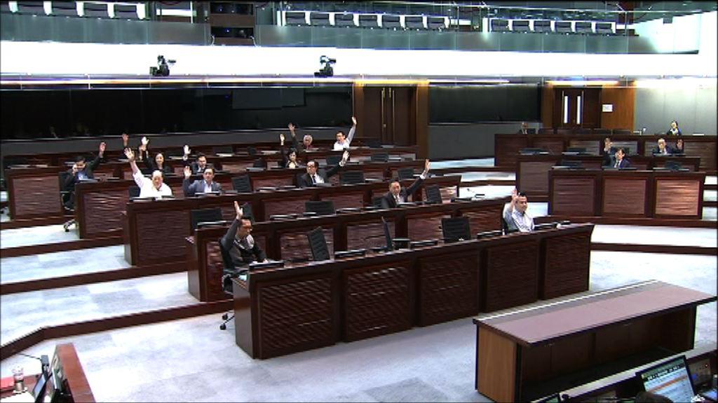 財委會通過公務員加薪撥款