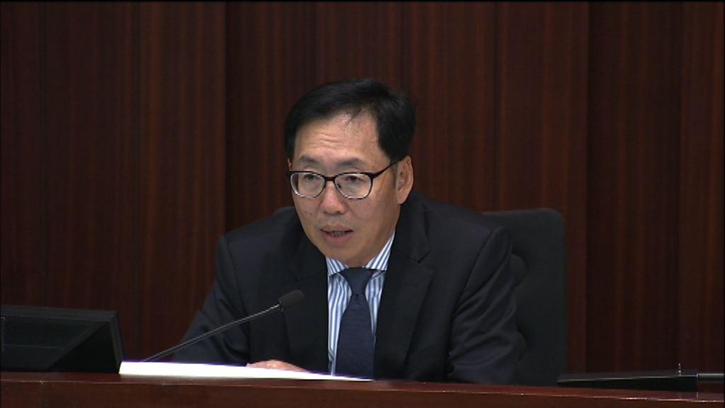 民主派去信陳健波要求先討論主席指示