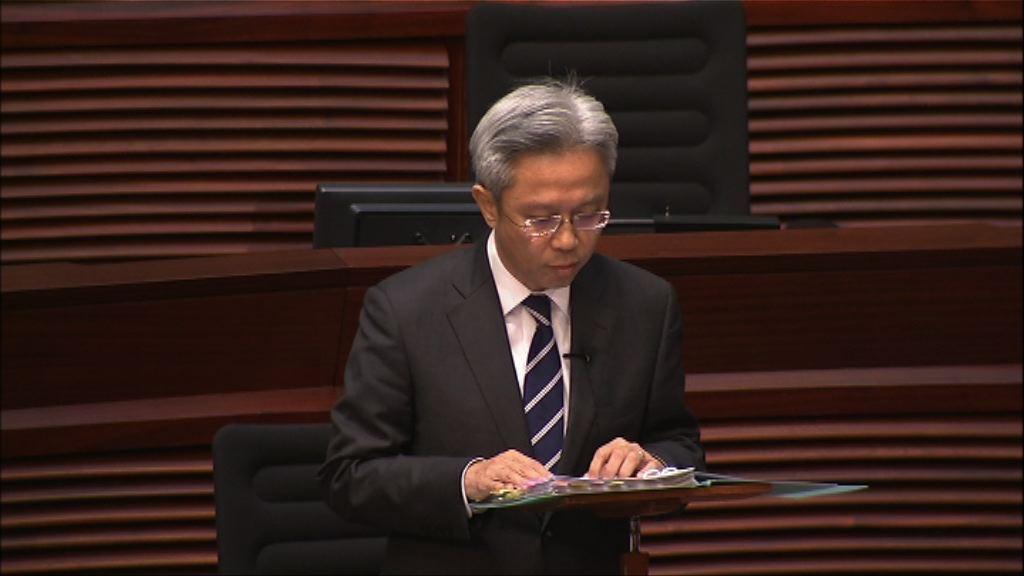羅智光:消防職系若無大改變薪酬架構不會更改