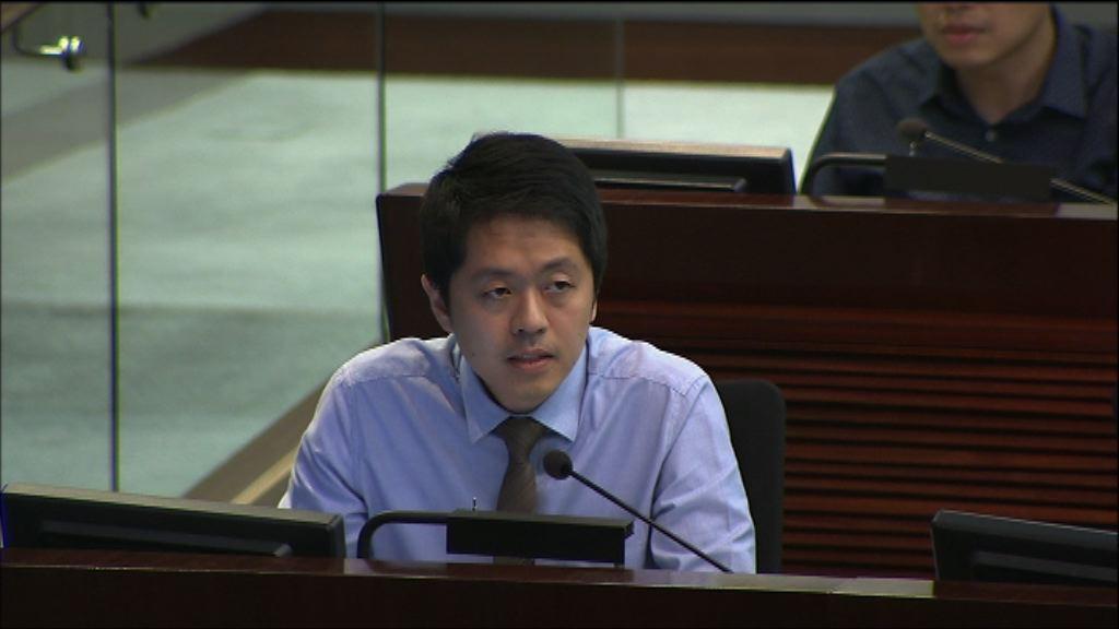 許智峯:尊重立法會按機制處理搶手機事件