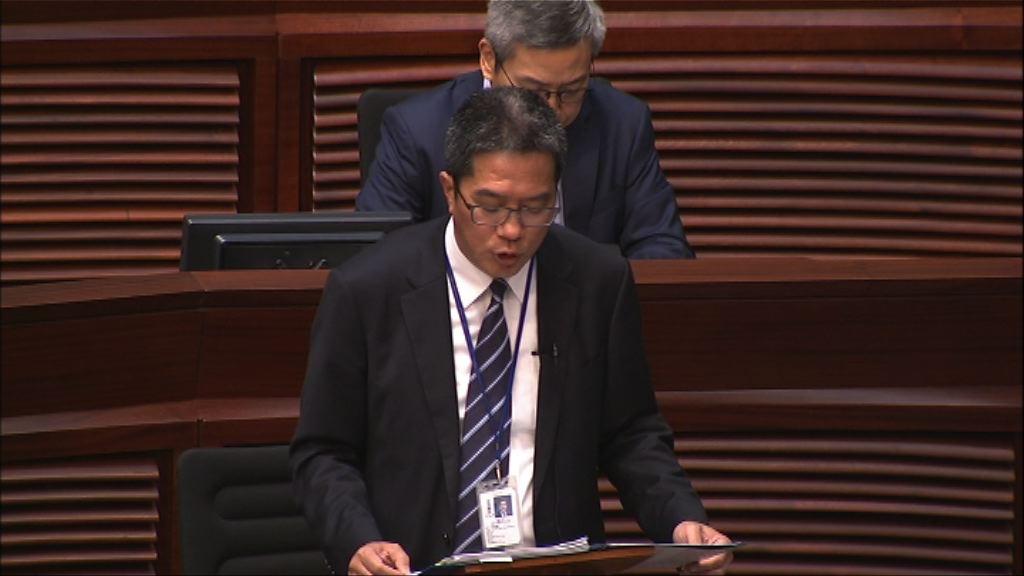 黃偉綸:期望政府收回所有棕地建屋不切實際