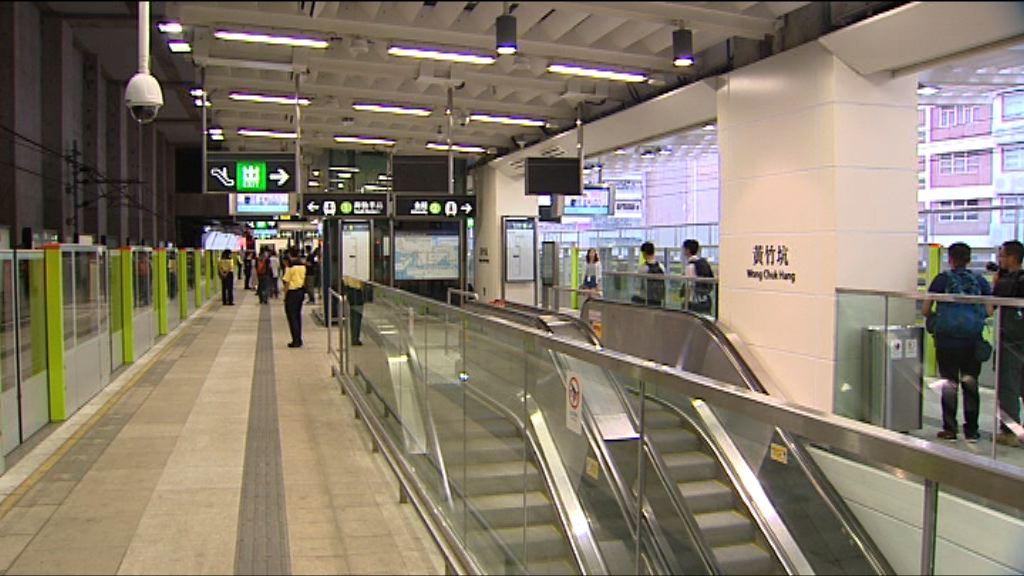 南港島綫每日載客量11萬符預期