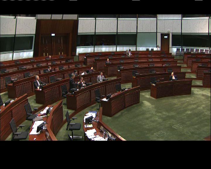 建制派反對修訂男士侍產假法案