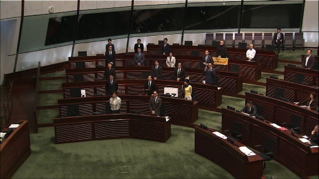民主派提呈請書查領展獲通過 葉劉淑儀支持