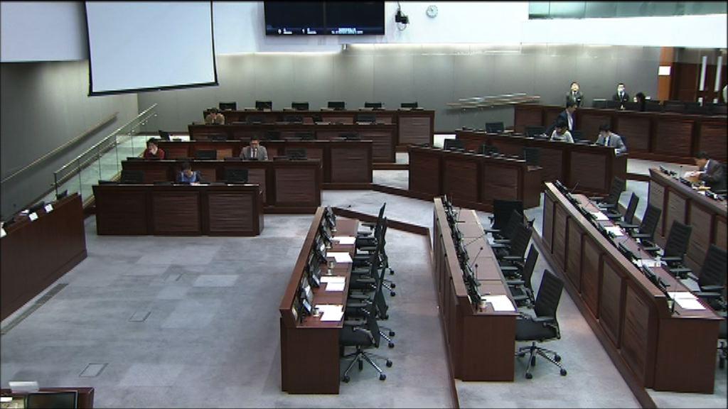 政府對禁止公布棄選未有修例建議