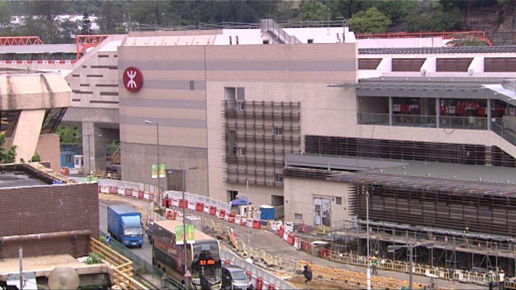 港鐵預告沙中綫超支 本月提交估算
