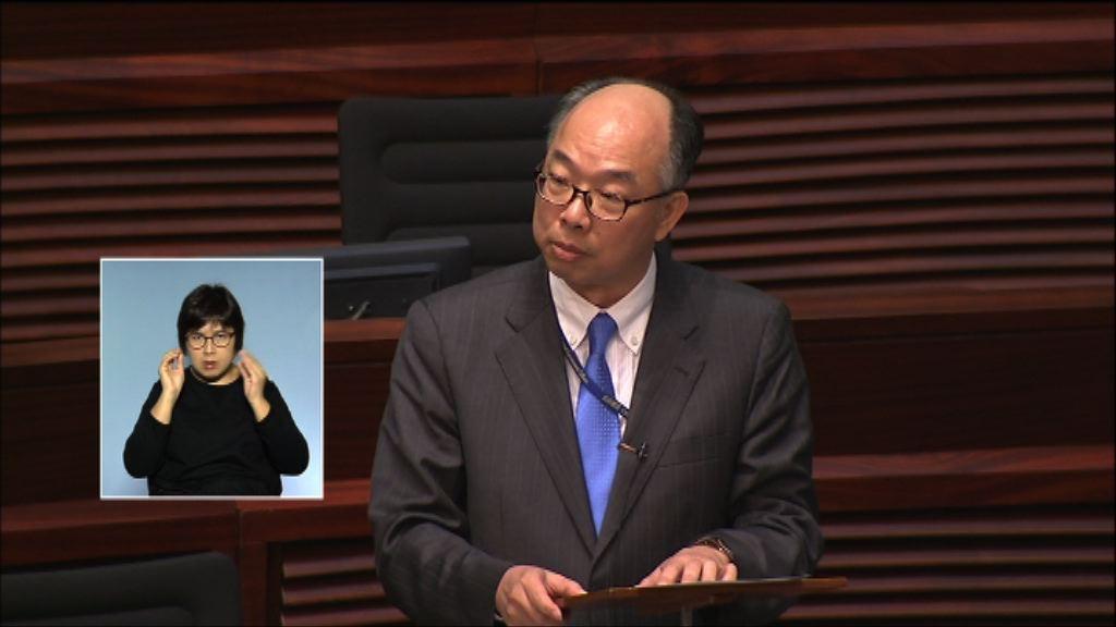 陳帆:現階段不宜討論一地兩檢法律問題