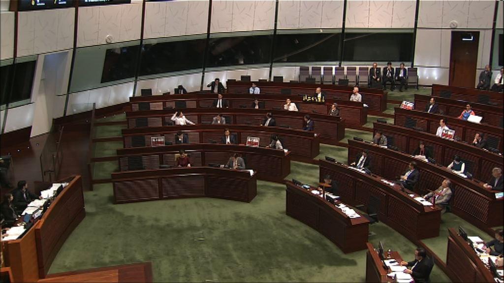 一地兩檢無約束力議案獲通過 袁國強:方案符合基本法