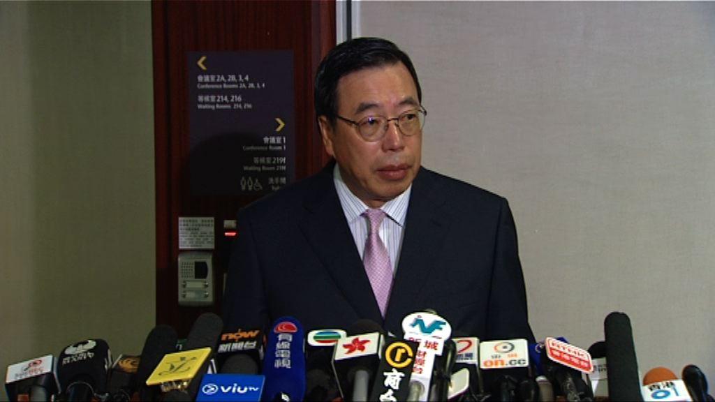 梁君彥:泛民提議事規則修訂不會在大會討論