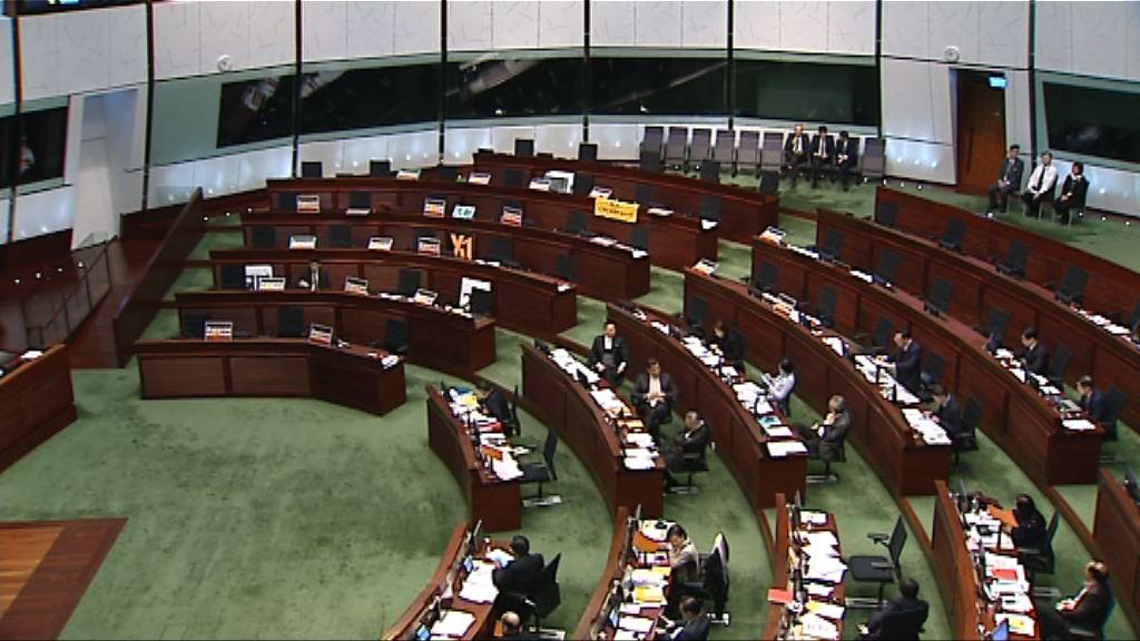議事規則修訂進入總結發言 最快下午表決