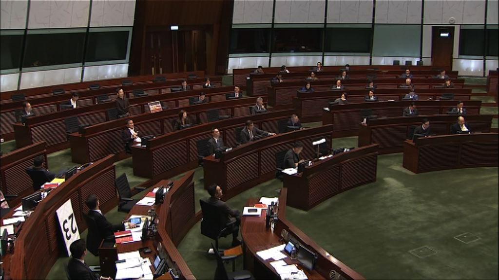 三泛民提休會辯論遭梁君彥拒絕