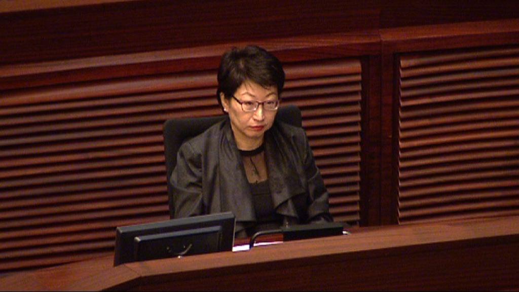 司法事務委員會擬邀鄭若驊二月接受質詢
