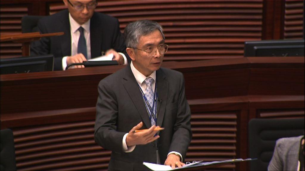 劉怡翔:四月起研二級制利得稅及額外扣稅