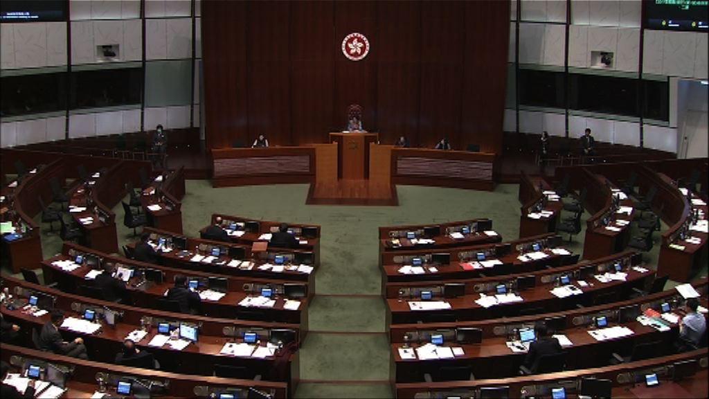 2017年稅務修訂條例草案首讀