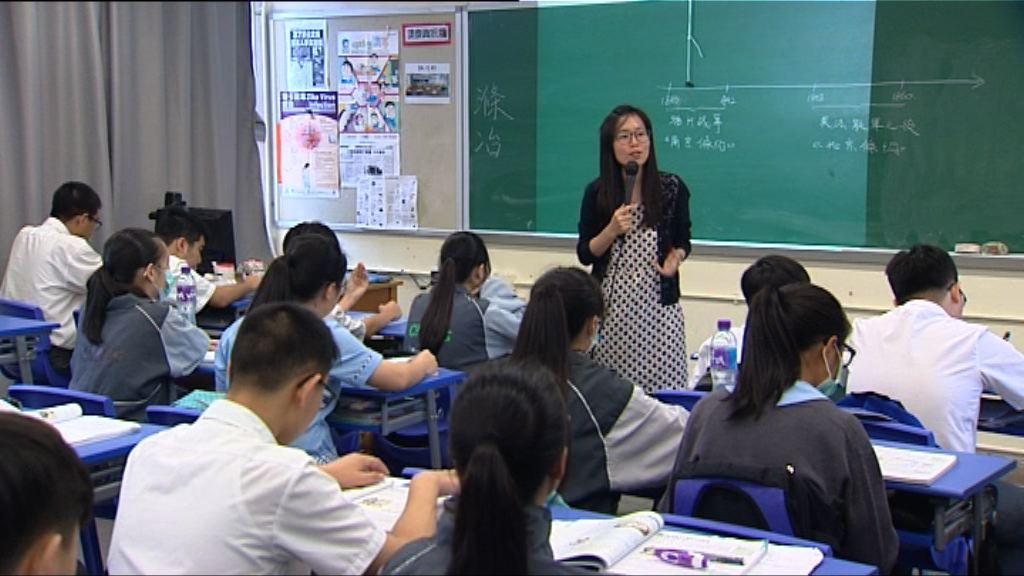 楊潤雄:「香港在中國的南方」不夠清晰