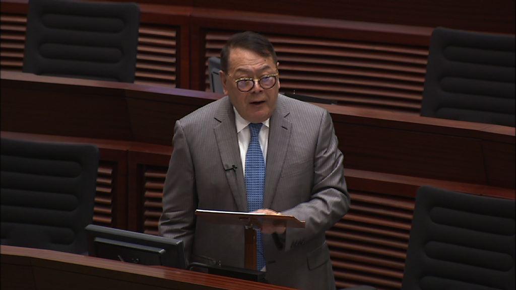施政報告致謝議案 議員批林鄭將綠置居恆常化