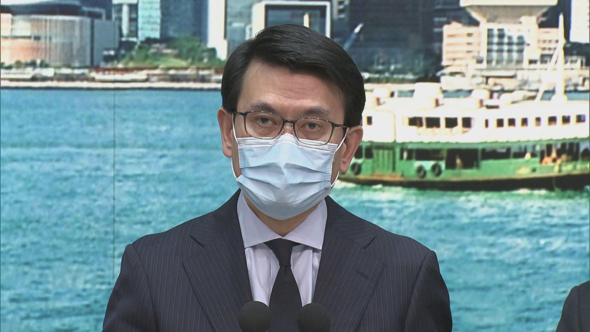 邱騰華:美國以政治手段影響香港世貿權益