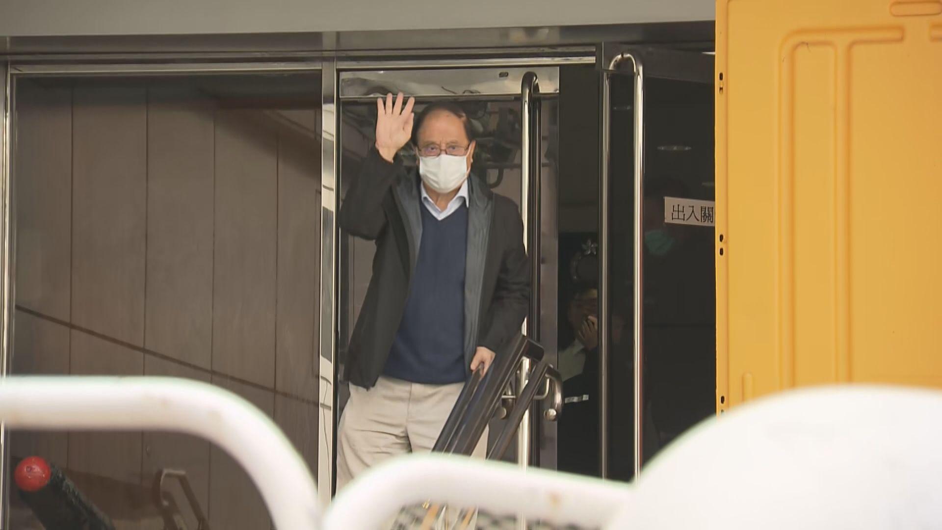 楊森等人涉831非法集結 他稱屬政治檢控