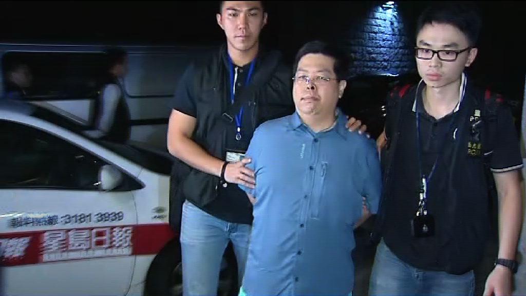 警方落案控告林子健誤導警務人員