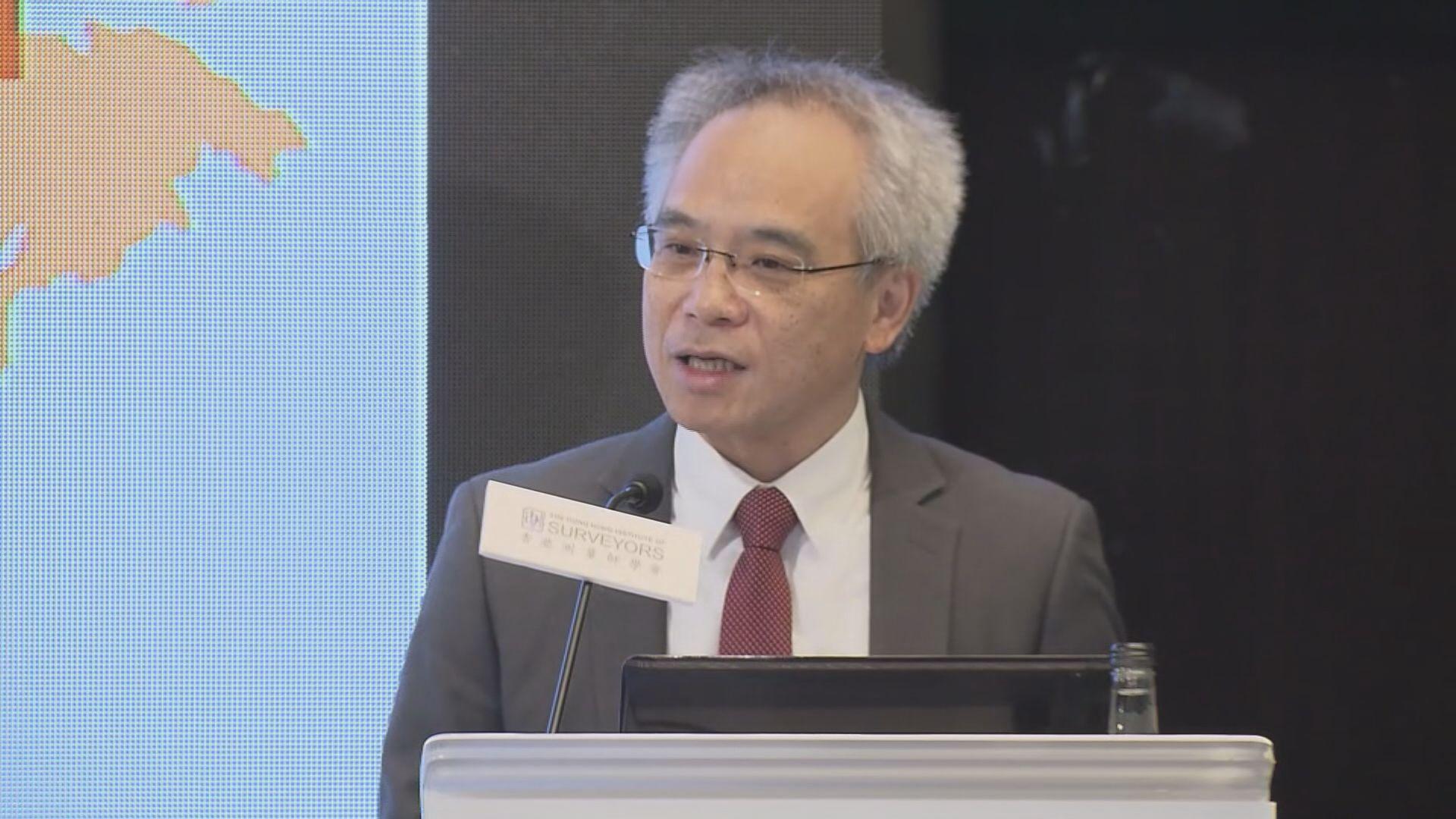 蘇偉文:多個增加土地選項仍未能達成共識