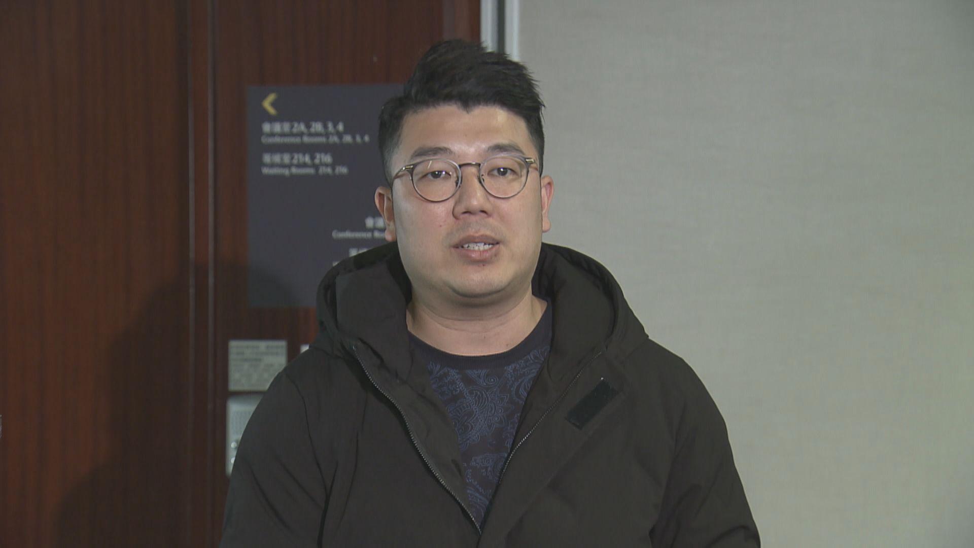 劉國勳:局部發展高球場要先評估交通等配套能否負荷