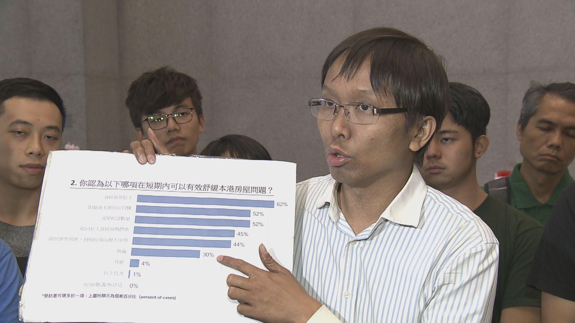 環團反對土地小組寫初步觀察報告
