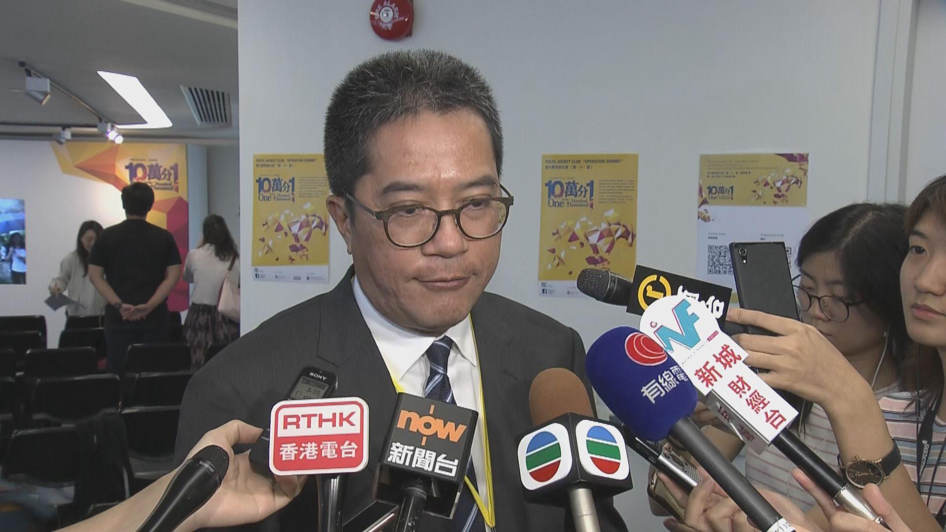 黃偉綸:已將逾七成改劃土地發展為公營房屋