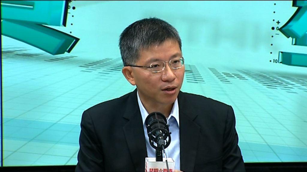 陳松青:署方接納申訴專員建議
