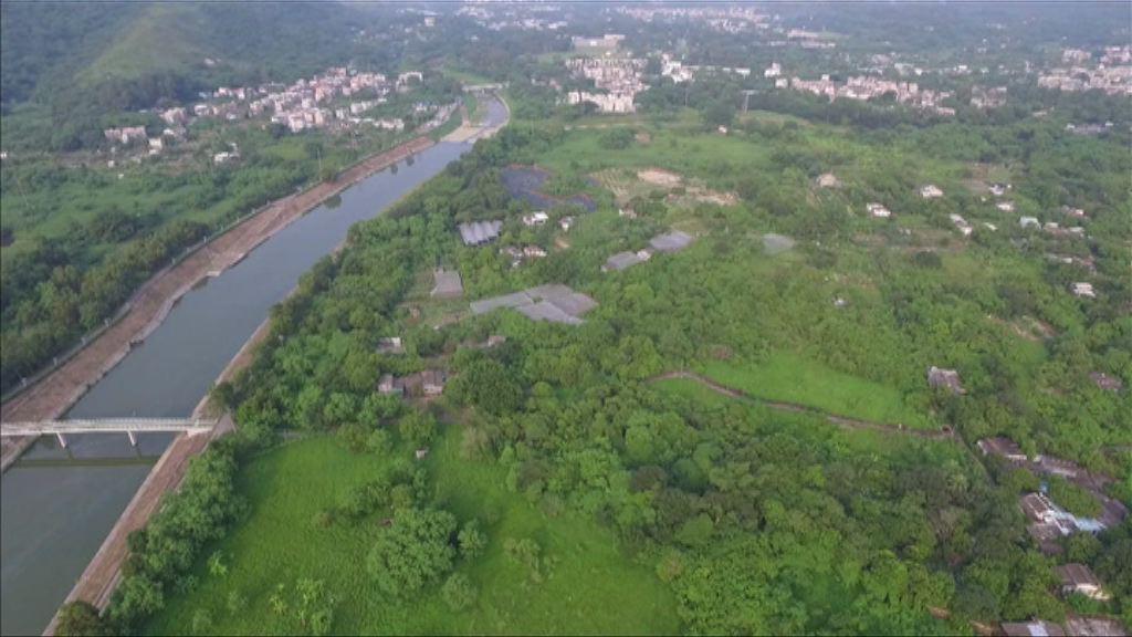諮詢文件指2026年至少缺815公頃土地