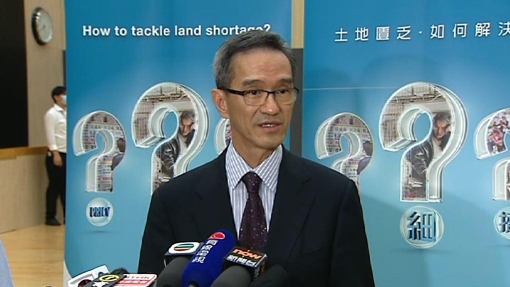 黃遠輝:居屋禁售期要顧及買家套現需要