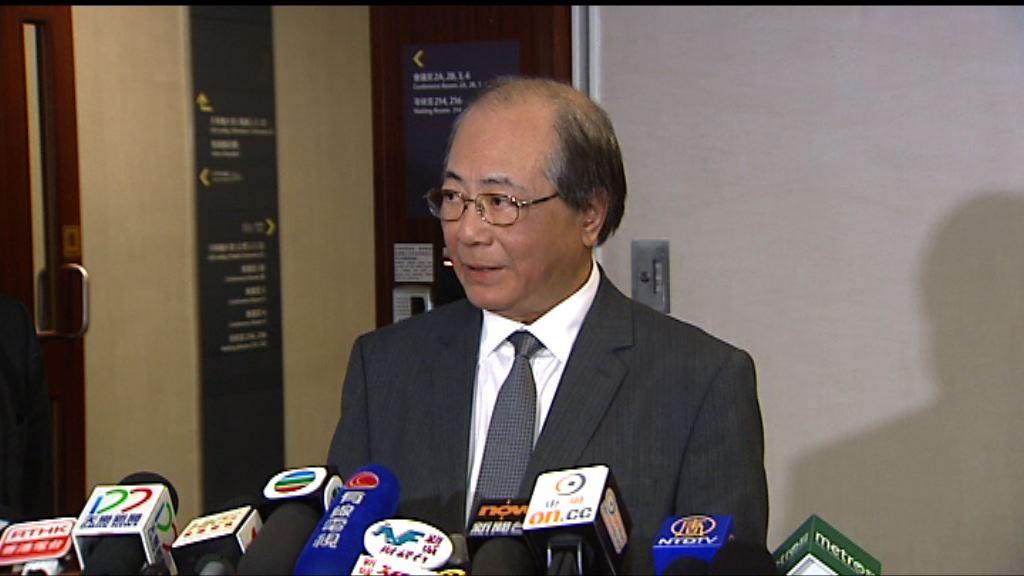 吳克儉:東灣莫羅瑞華學校有重置必要