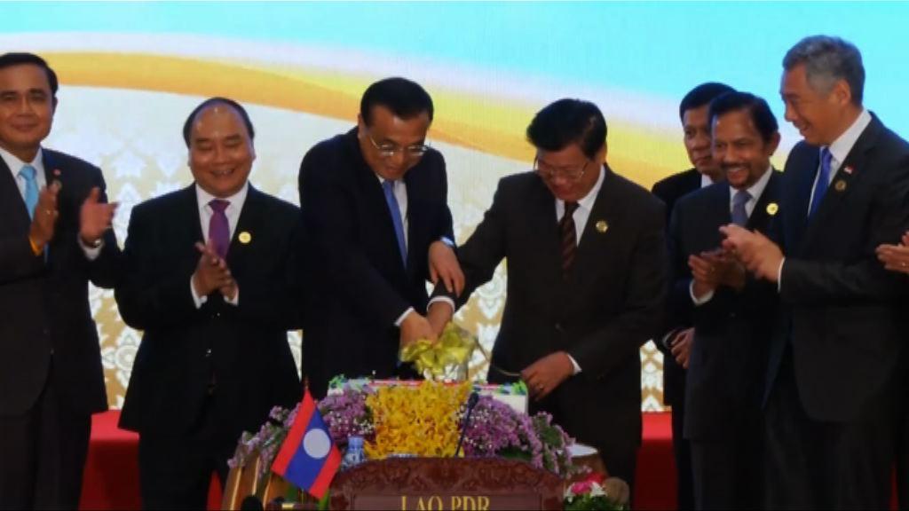 李克強:東盟與華關係很重要