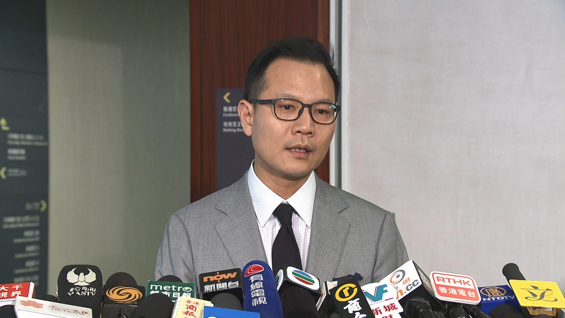 郭榮鏗:立會通過議案前提司法覆核罕見