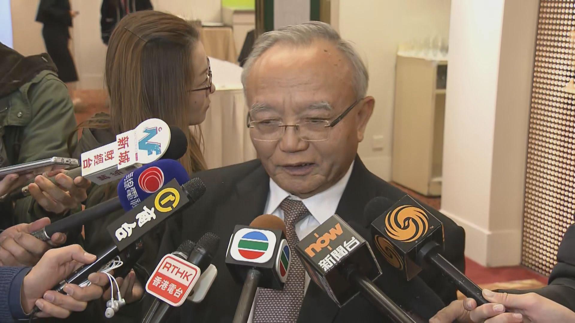劉兆佳:政府難再回應示威者訴求