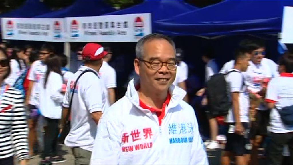 劉江華:委員會自薦計劃將擴大