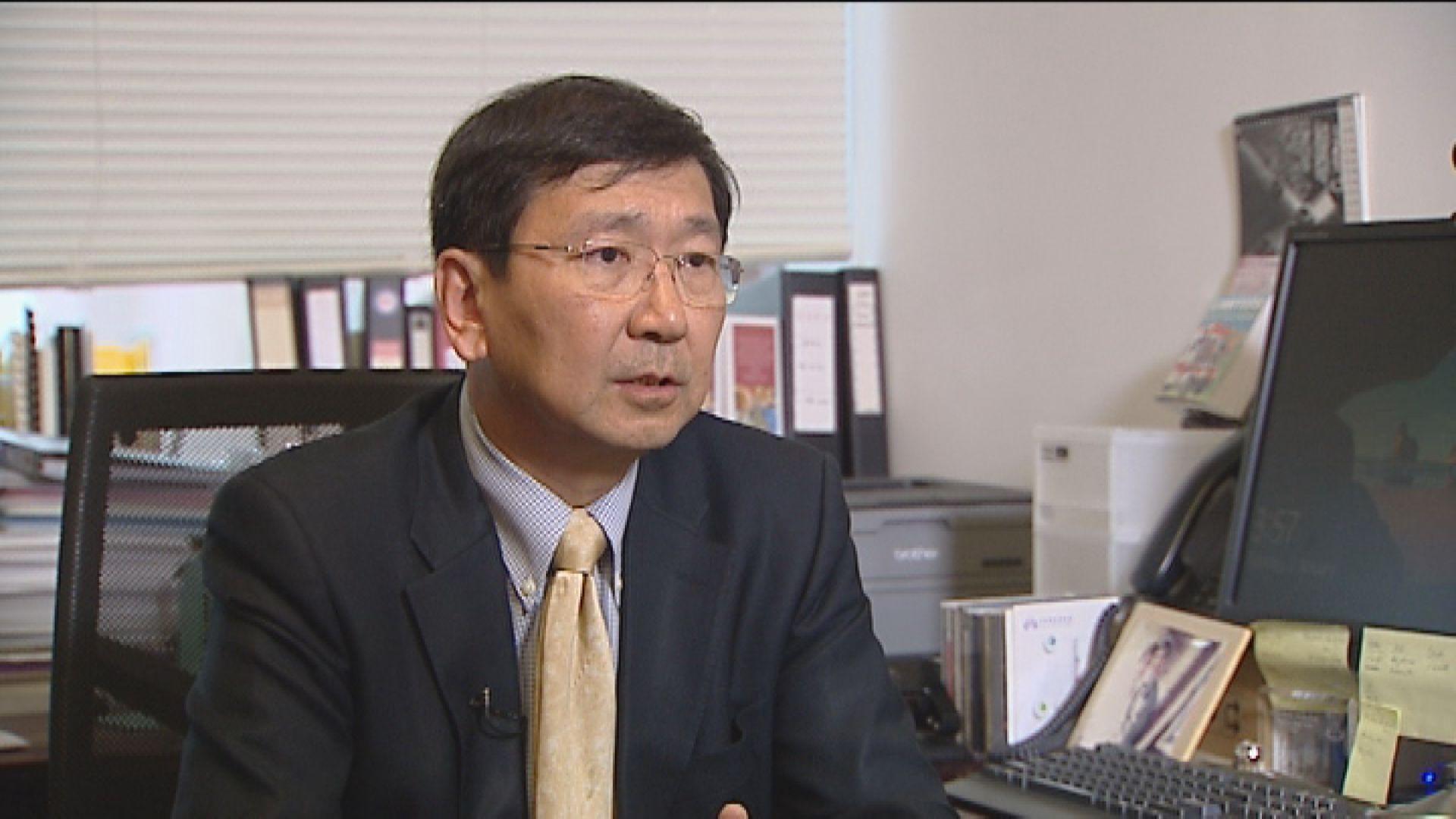 陳文敏:刑事案從法官管轄範圍剔除損司法獨立