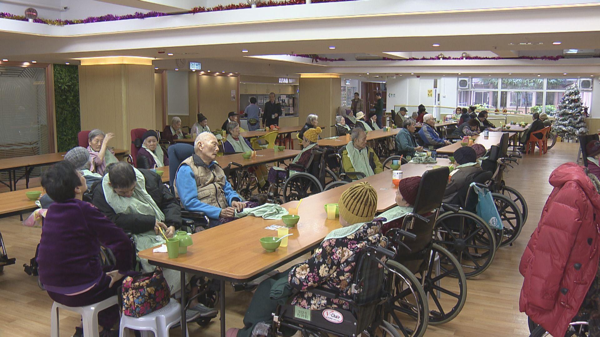 羅致光:社署將向私營安老院發放特別津貼