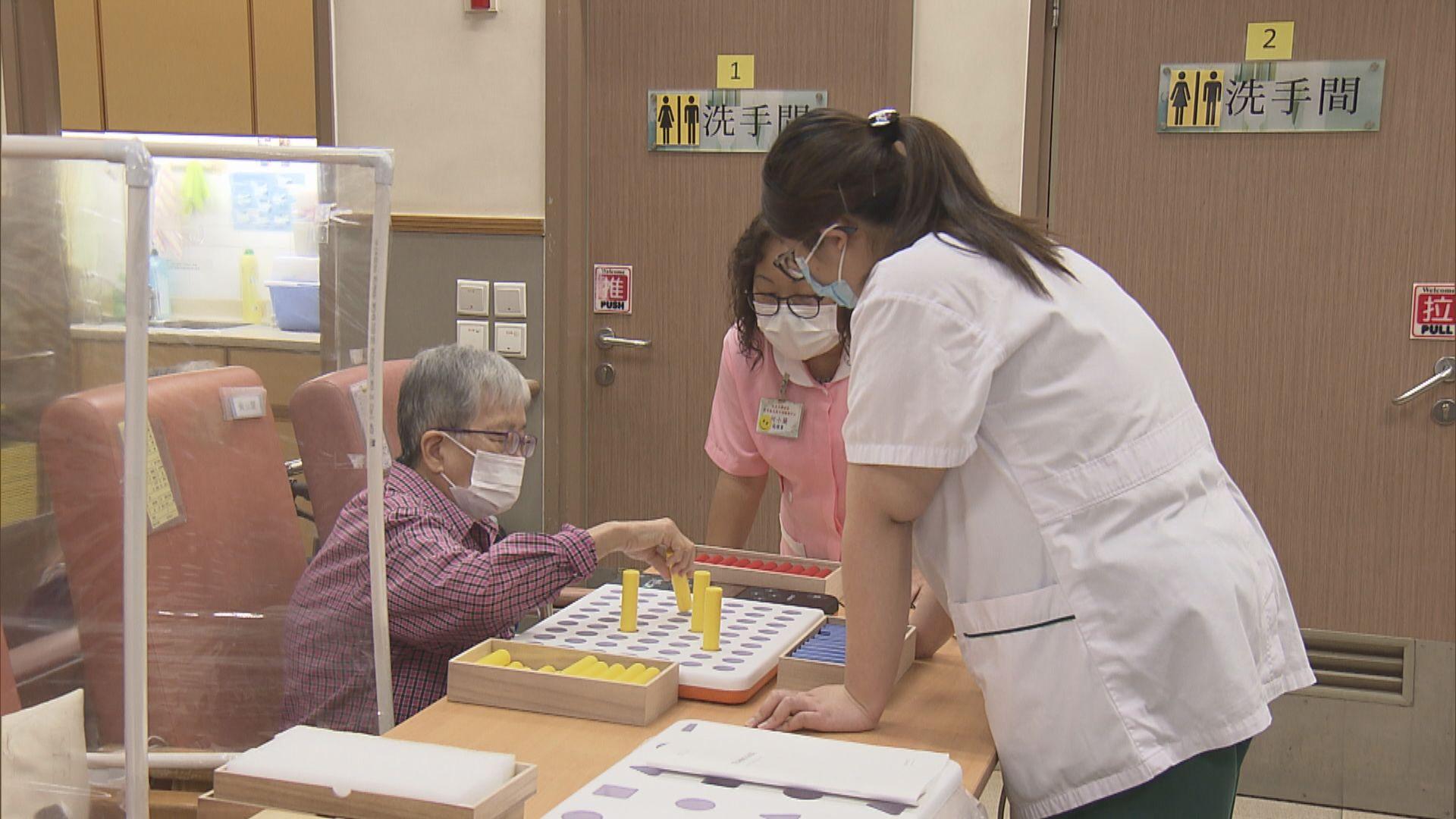 羅致光:下一輪強制檢測擬要求院舍員工每七天檢測一次