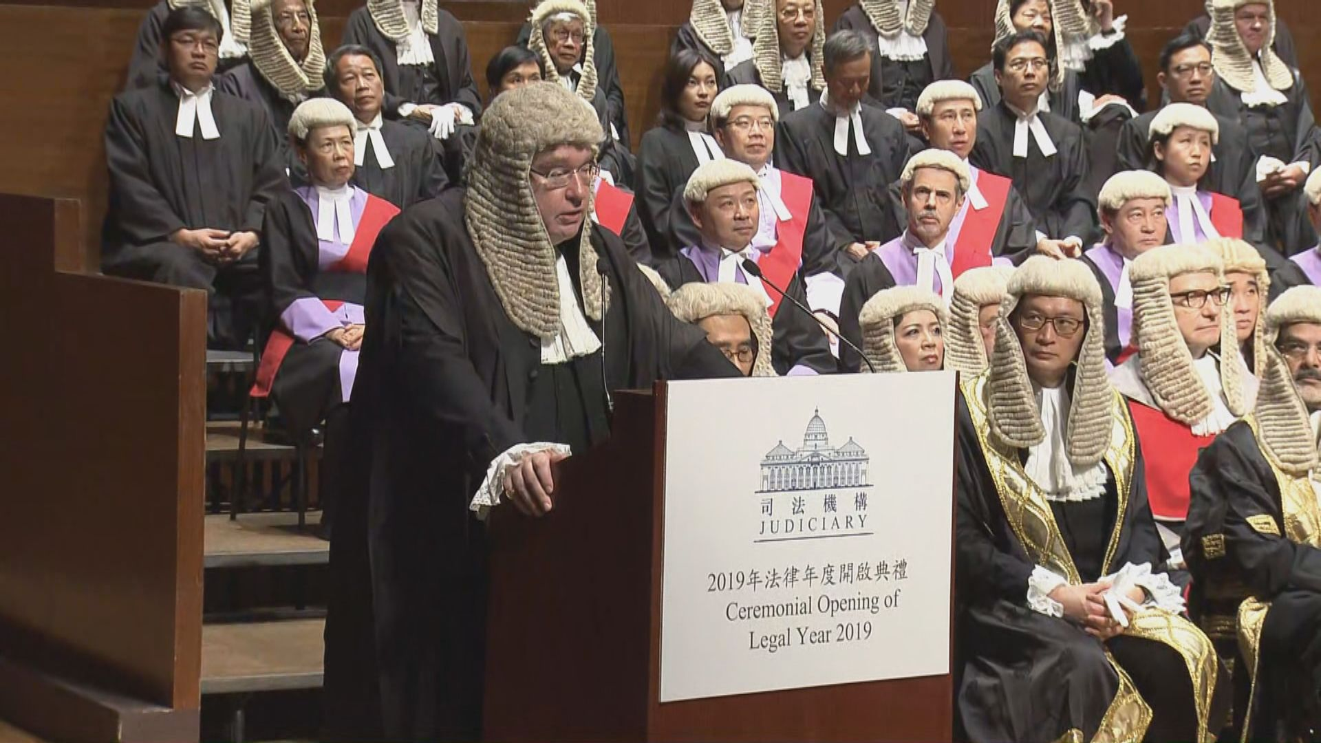 戴啟思:公會就法律議題發聲可展現獨立性