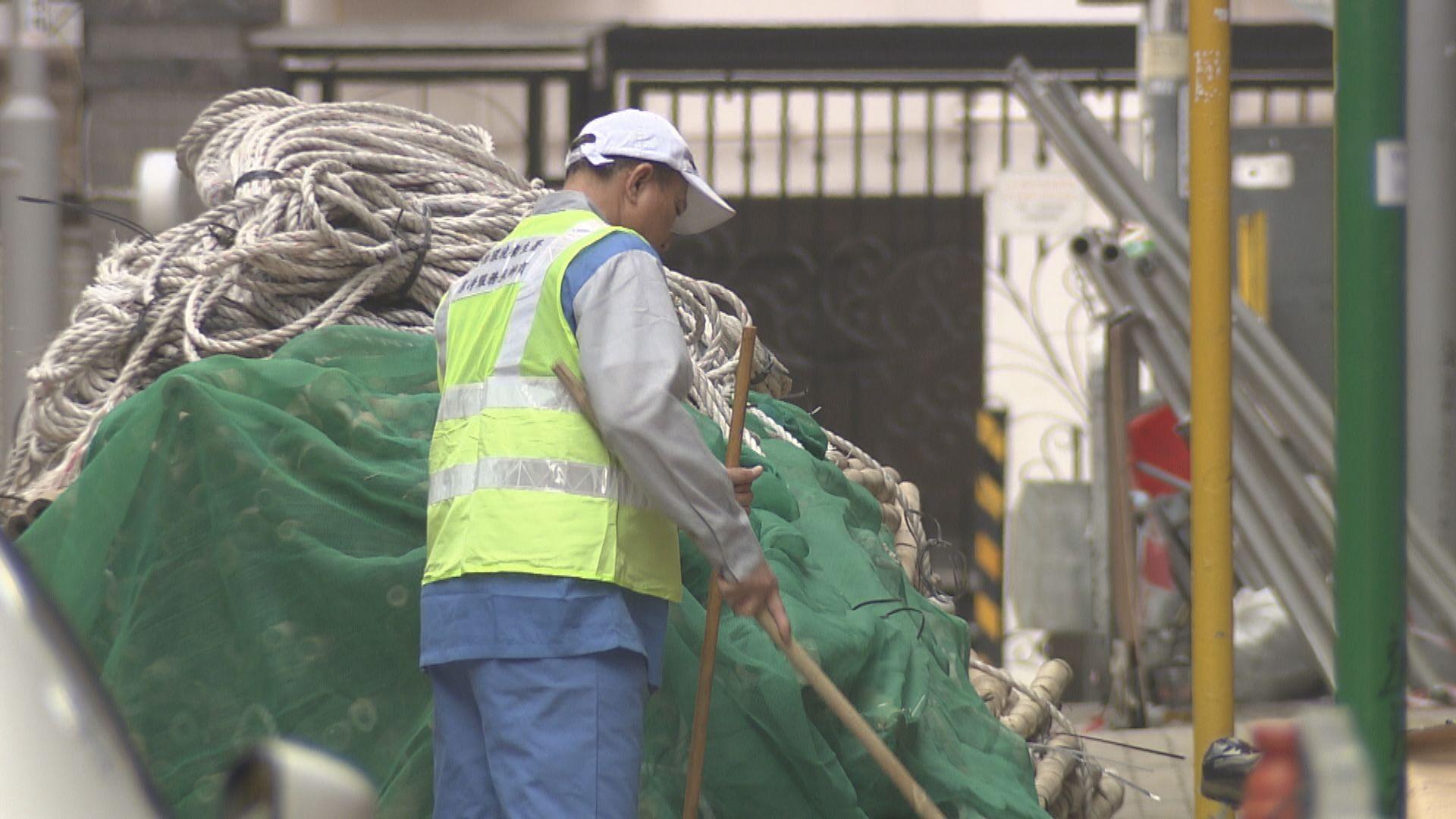 政府放寬職津工時要求至每月最低72小時