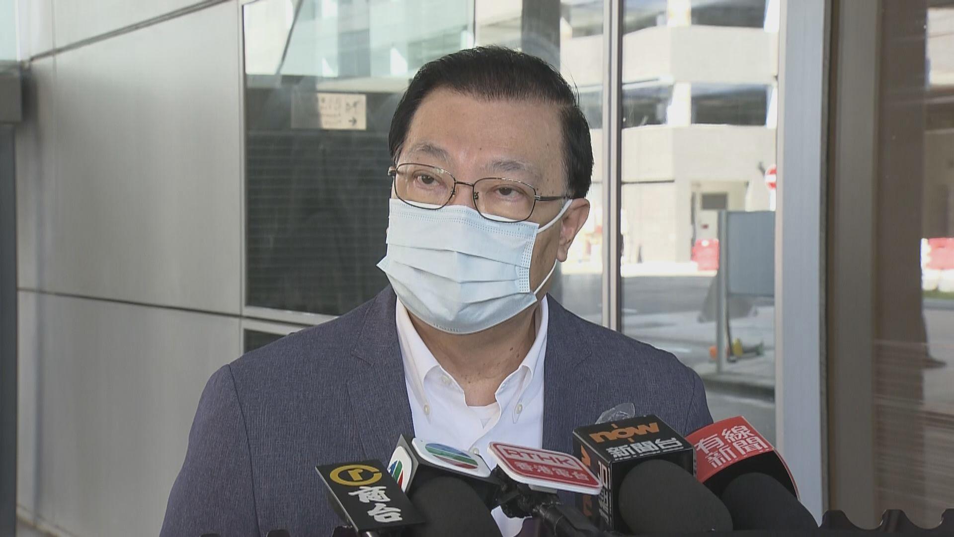 譚耀宗:中央有權禁止個別人士入境香港