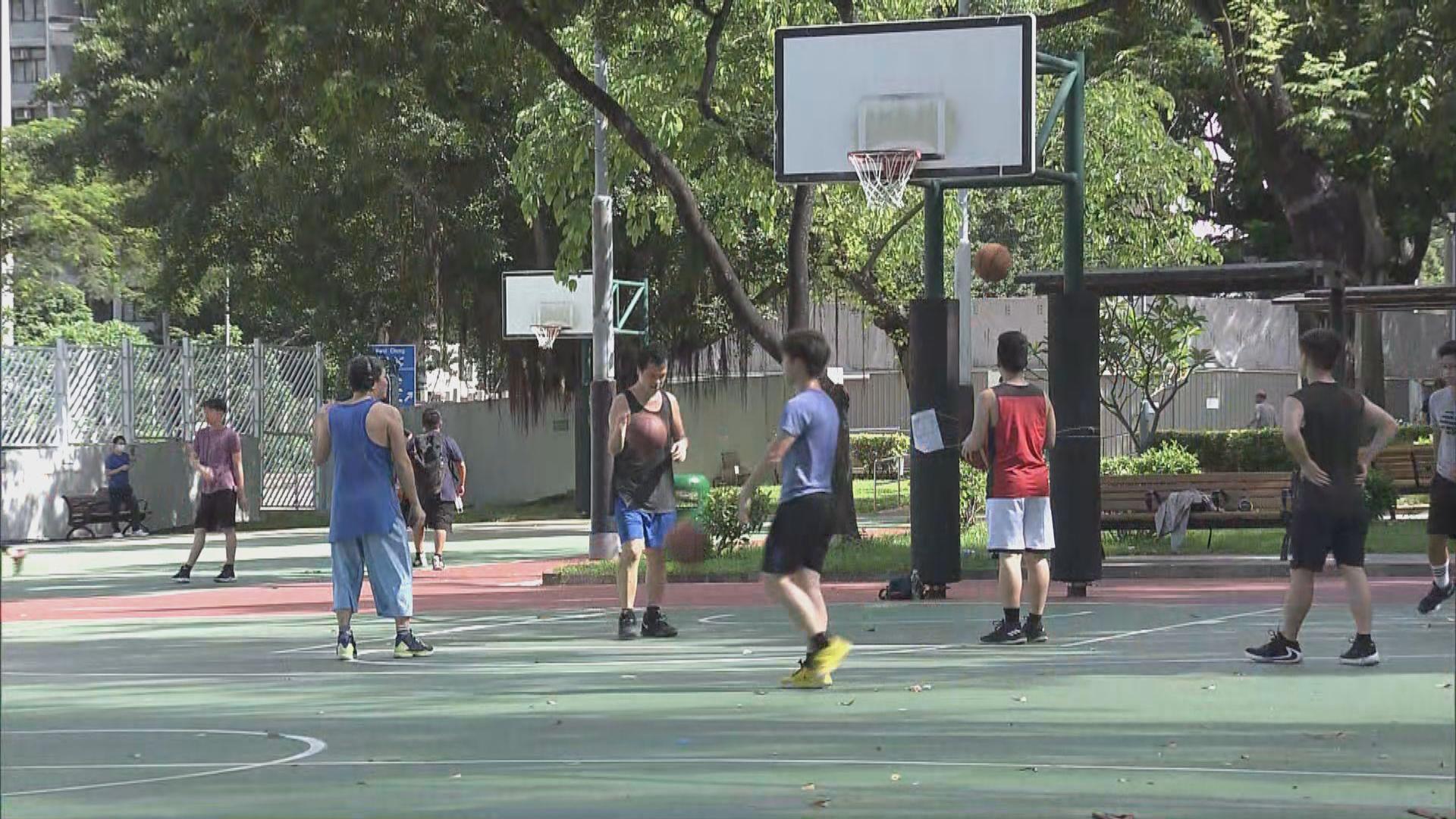 康文署重開戶外硬地足球場籃球場